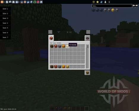 Nuke TNT [1.6.4] para Minecraft