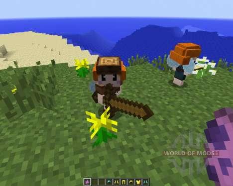Fairy [1.7.2] para Minecraft