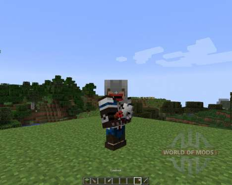 AssassinCraft [1.7.2] para Minecraft