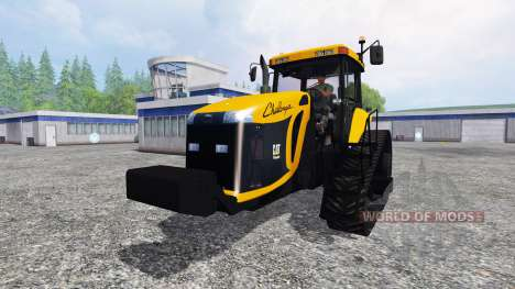 Caterpillar Challenger MT765B para Farming Simulator 2015