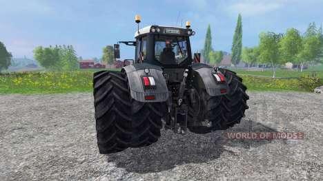 Fendt 936 Vario Black Beauty para Farming Simulator 2015