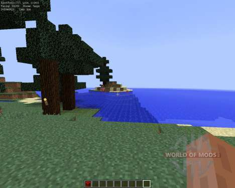 No More F3 para Minecraft