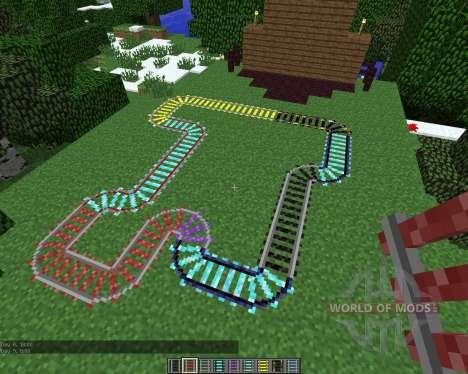 Expanded Rails [1.5.2] para Minecraft