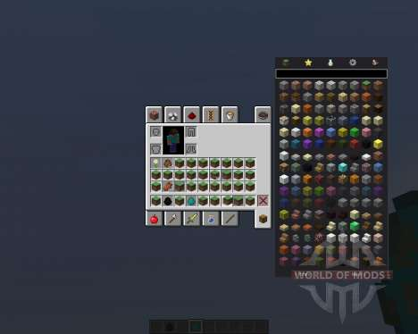 Mouse Tweaks [1.8] para Minecraft