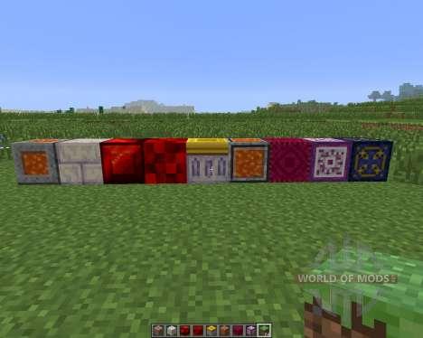 Chisel [1.6.4] para Minecraft