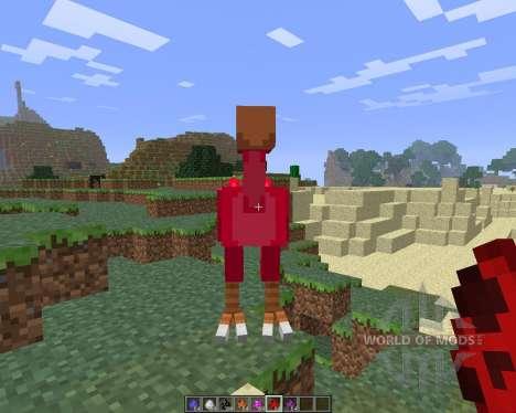 ChocoCraft [1.6.4] para Minecraft