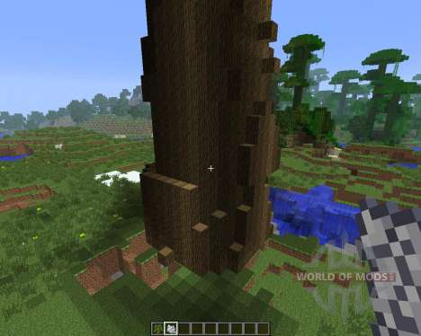 Massive Trees [1.6.4] para Minecraft