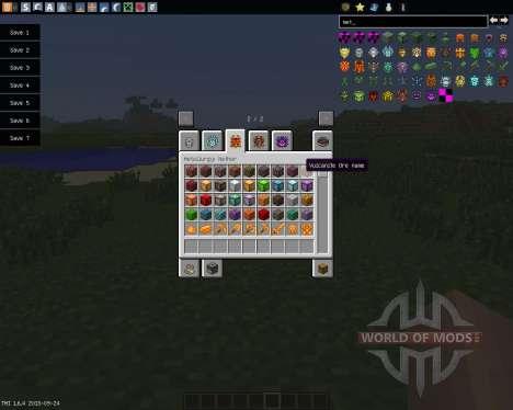 Metallurgy [1.6.4] para Minecraft