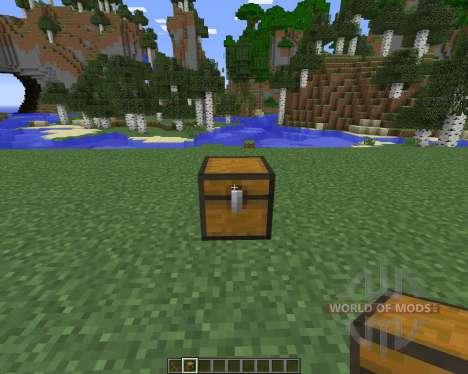 Chest Transporter para Minecraft
