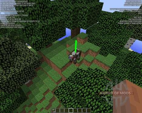 Breeding Viewer [1.8] para Minecraft