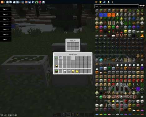 Coolers [1.6.4] para Minecraft