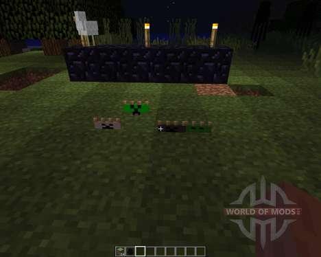 Wear Your Enemies [1.8] para Minecraft