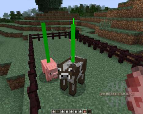 Breeding Viewer [1.7.2] para Minecraft