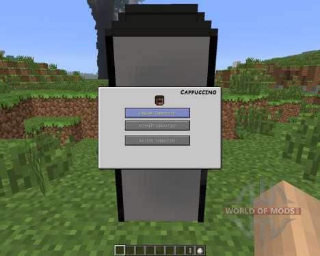 Minespresso [1.6.4] para Minecraft