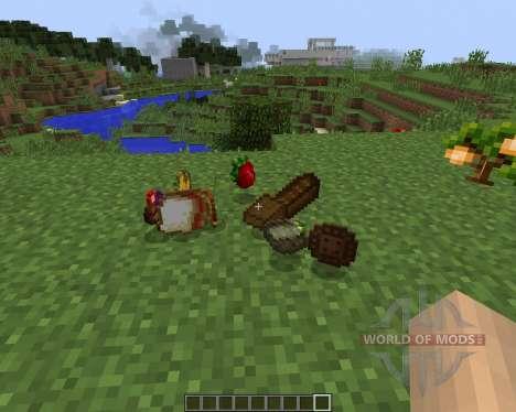 HarvestCraft [1.7.2] para Minecraft