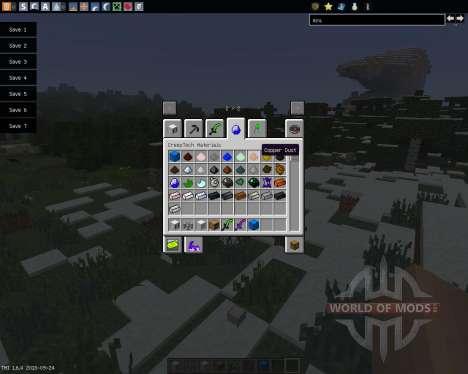 CreepTech [1.6.4] para Minecraft