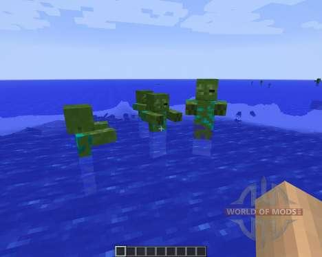 Ocean Adventures [1.7.2] para Minecraft