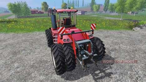 Case IH Steiger 620 Duals para Farming Simulator 2015