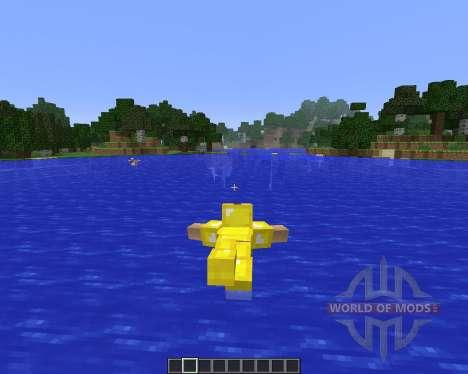 Animated Player [1.6.4] para Minecraft