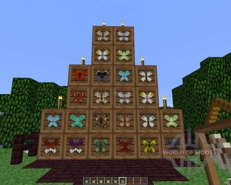 Butterfly Mania [1.5.2] para Minecraft