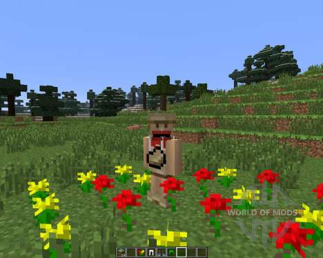 Special Armor [1.6.4] para Minecraft