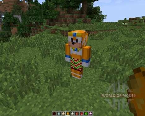 Sonic The Hedgehog [1.7.2] para Minecraft