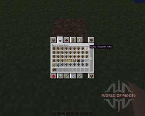 Ye Gamol Chattels [1.7.2] para Minecraft