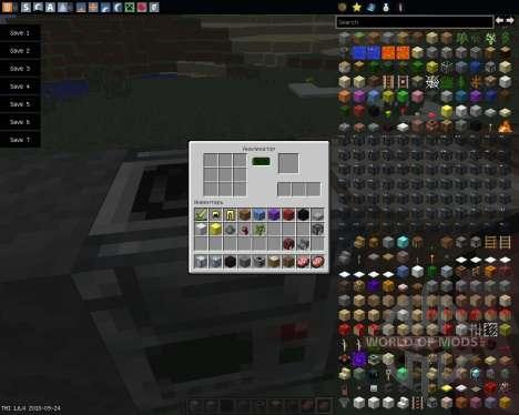 Fossil-Archeology [1.6.4] para Minecraft