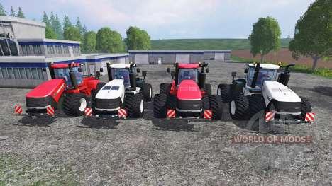 Case IH Steiger 620 [pack] para Farming Simulator 2015