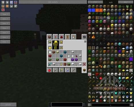 Inventory Tweaks [1.5.2] para Minecraft