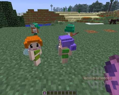 Fairy [1.6.4] para Minecraft