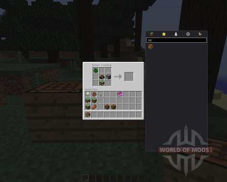 Just Another Crafting Bench [1.8] para Minecraft