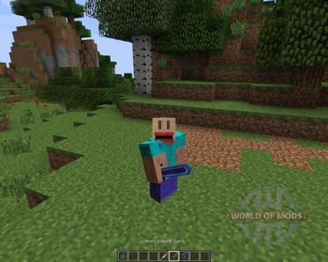 Mob Armor [1.7.2] para Minecraft