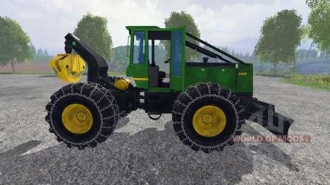 John Deere 548H para Farming Simulator 2015