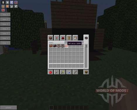 Throwable Bricks [1.5.2] para Minecraft