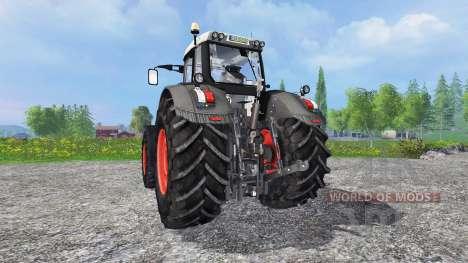 Fendt 828 Vario Black Beauty para Farming Simulator 2015