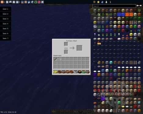 BoatCraft [1.7.2] para Minecraft