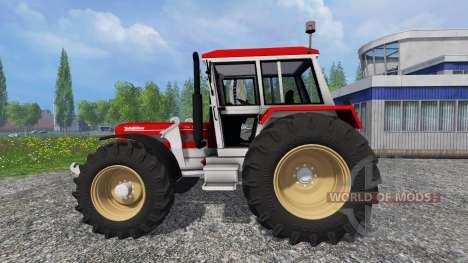 Schluter 1250 TVL Compact rot para Farming Simulator 2015