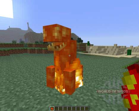 Lava Monsters [1.6.4] para Minecraft