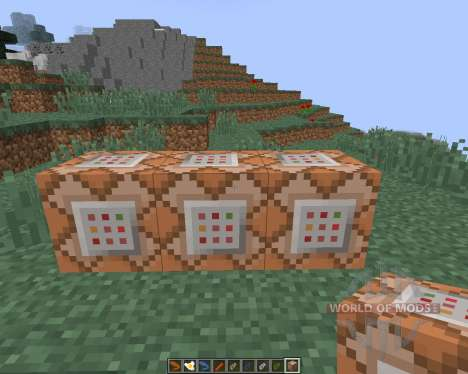 CraftPlusPlus [1.8] para Minecraft