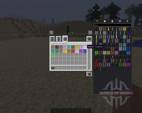 Expanded Rails [1.8] para Minecraft