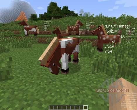 Scouter [1.7.2] para Minecraft