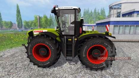 CLAAS Xerion 3300 TracVC [washable] para Farming Simulator 2015