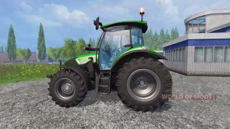 Deutz-Fahr 5120 TTV para Farming Simulator 2015
