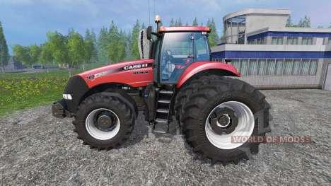 Case IH Magnum CVX 380 v1.1 para Farming Simulator 2015