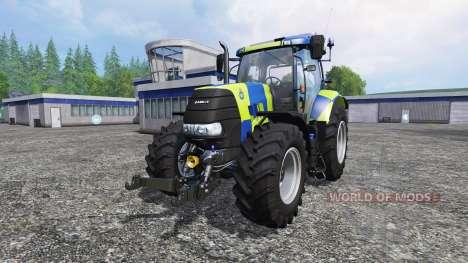 Case IH Puma CVX 160 Police Edition para Farming Simulator 2015