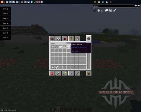 Ghost [1.7.2] para Minecraft
