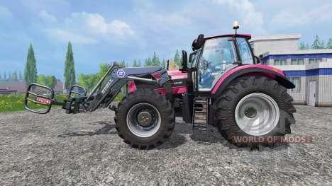 Deutz-Fahr Agrotron 7250 FL v2.0 Ladies Edition para Farming Simulator 2015