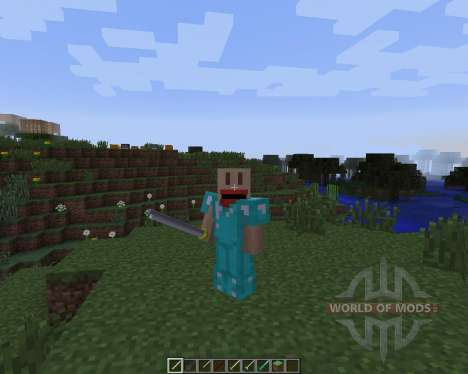 Anime Battle [1.7.2] para Minecraft