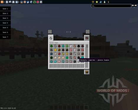 Better Spawn Eggs [1.7.2] para Minecraft